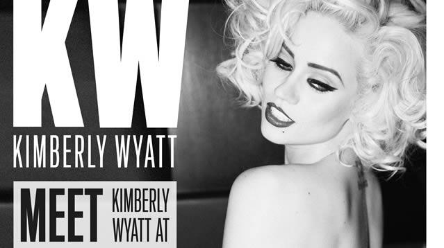 RT @visitlondon: Meet former Pussycat Doll Kimberly Wyatt @westfieldlondon on 9 Oct at 6.30pm. She will be launching her new perfume http:/…