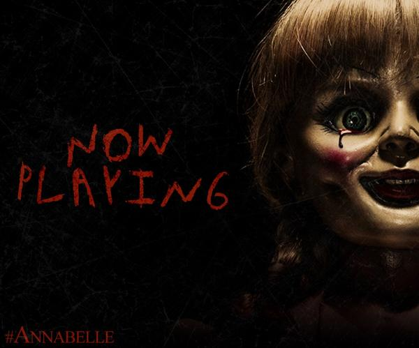 Before @TheConjuring, there was #ANNABELLE. http://t.co/tuB95uFibh http://t.co/kID6NKgVzR