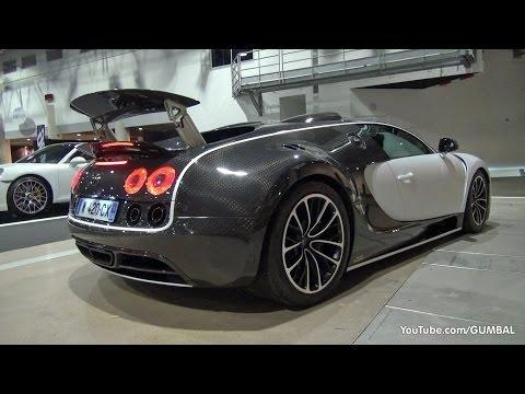 $3.5 Million Bugatti Veyron 16.4 Mansory Vivere - Start Up + Driving Sound! Read more here: http://t.co/IMbbqsKRh6 http://t.co/9kQEIIxeD3