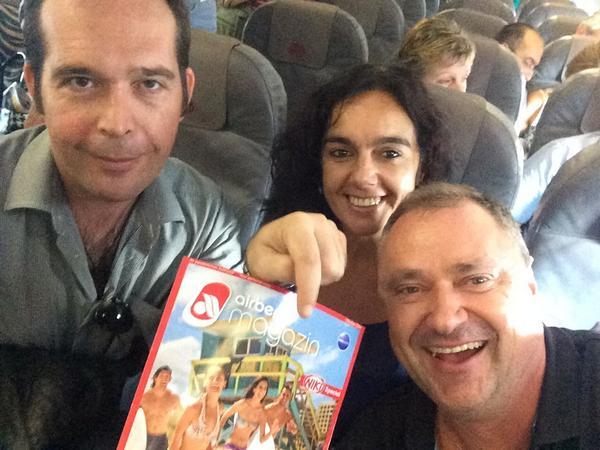 Super Flug dank @airberlin mit @david20 @anabgallardo Viva #Mallorca y #MallorcaFeelings https://t.co/7gTXyYsFUL http://t.co/MAEAbmCrGy