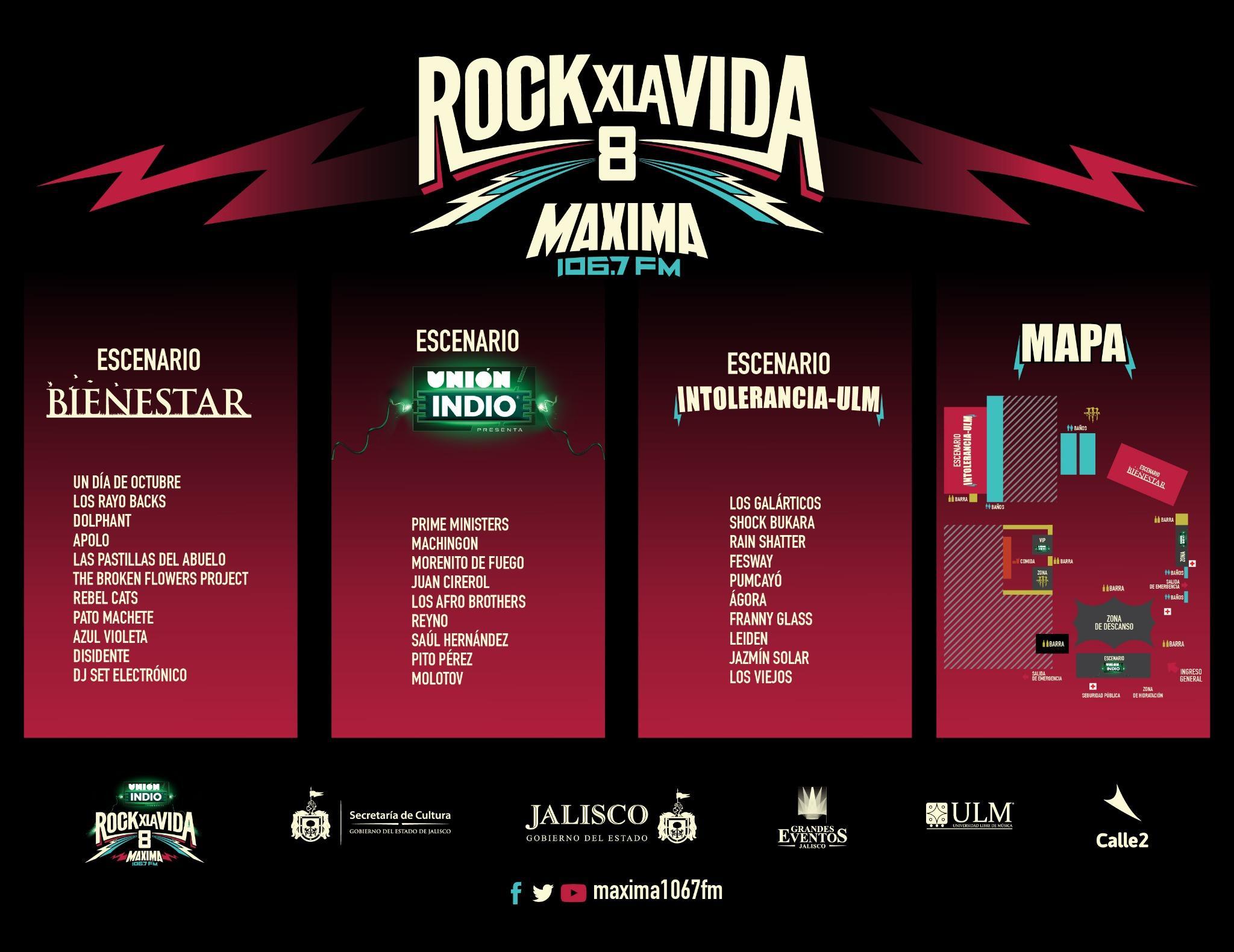 Vida Rock Rock Por la Vida on Twitter