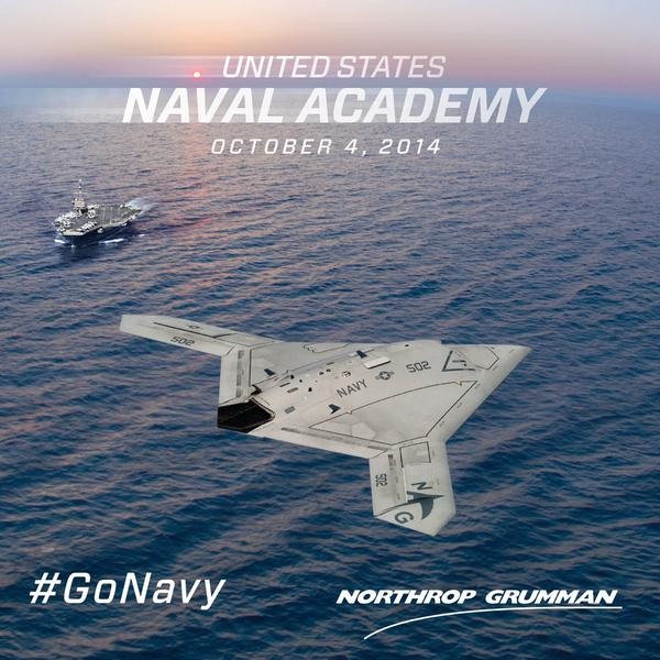 Will #Navy win the #AerialPerformance of The Game when they take on #AirForce Saturday? @CBSSportsNet http://t.co/BMaQwpEGBR