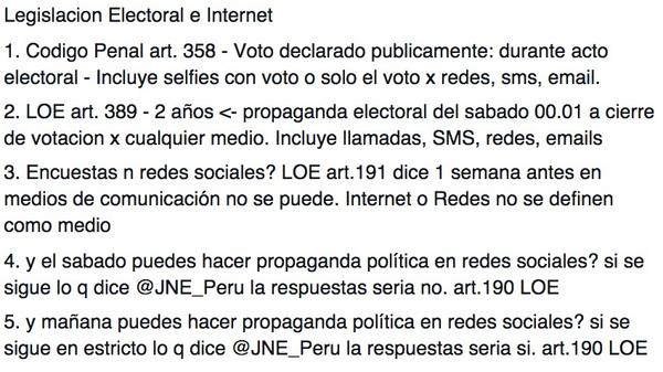 Thumbnail for Consideraciones legales digitales electorales