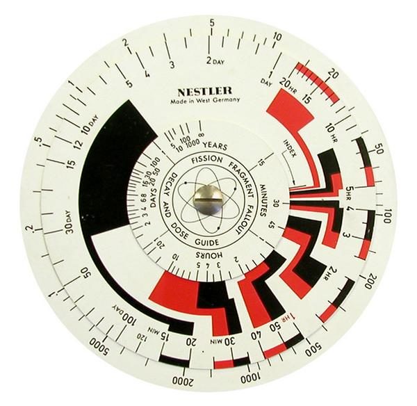 Photographs of nuclear slide-rules: http://t.co/rOhHR52sgL http://t.co/Sp7NscWPXz