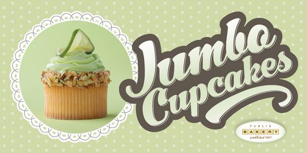Publix Jumbo Cupcake Anyone Try The Key West Cooler With Handmade Icing Socialpublix NBK Pictwitter CtRnQR0e8M Yummo