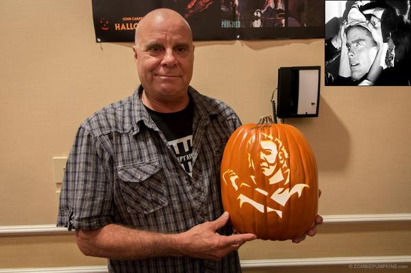 Zombie Pumpkins On Twitter Tony Moran Michael Myers In Halloween