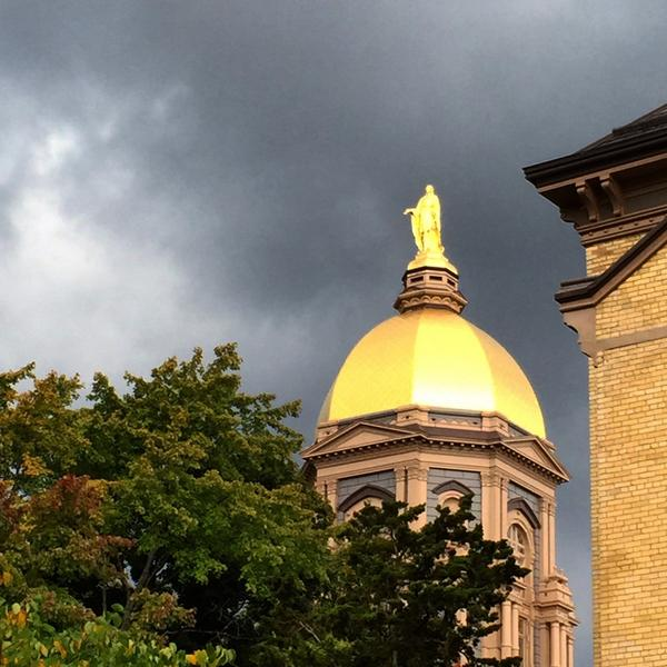 Outlined against a blue-gray October sky... http://t.co/onCqzvxFrq