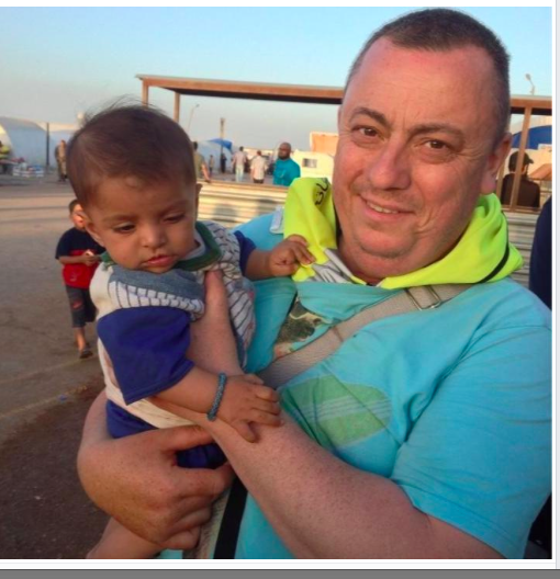 Media must avoid using ISIS images of Alan Henning. They killed him in the hope that we would. Use this. http://t.co/AAWUd7eT8L
