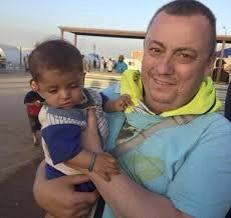 Let these be the images you see today of British aid worker Alan Henning—a man giving himself in service to others. http://t.co/OMWpO047En