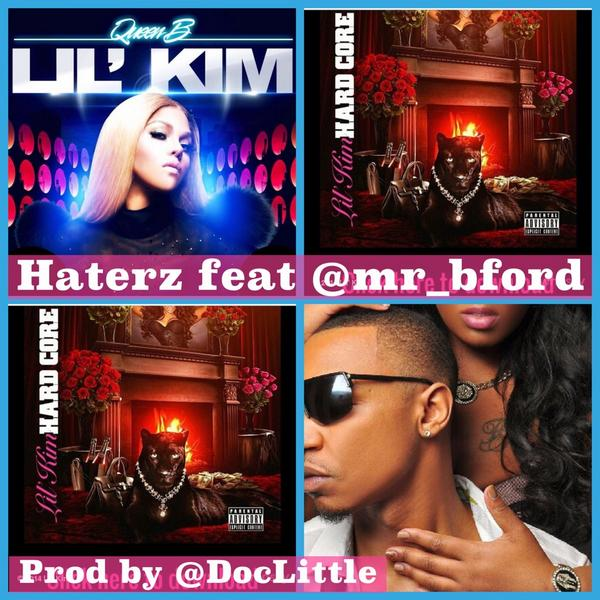 @Lilkim #HardcoreMixtape on http://t.co/ygN9mE6QqG feat @mr_bford on #Haterz Prod by @DocLittle They SMASHED it