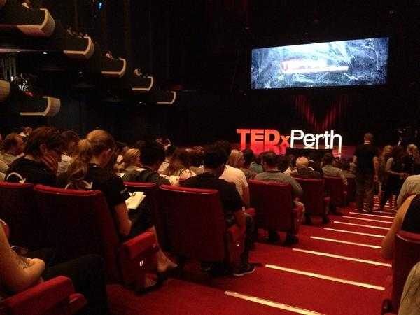 Thumbnail for Tweets From #TEDxPerth 2014