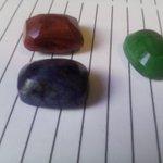 Image for the Tweet beginning: Superb gemstones #ruby #sapphire #emerald