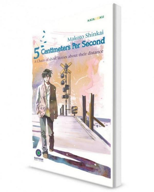 Nime Indonesia On Twitter Novel 5 Centimeters Per Second Akhirnya Rilis Di Indonesia T Co Lwi8k2bgap T Co Xpbuodoawv