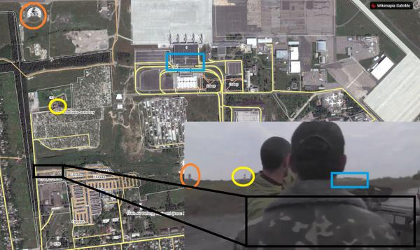 Боевики прорвались в здание старого терминала Донецкого аэропорта: идет бой, - Селезнев - Цензор.НЕТ 6482