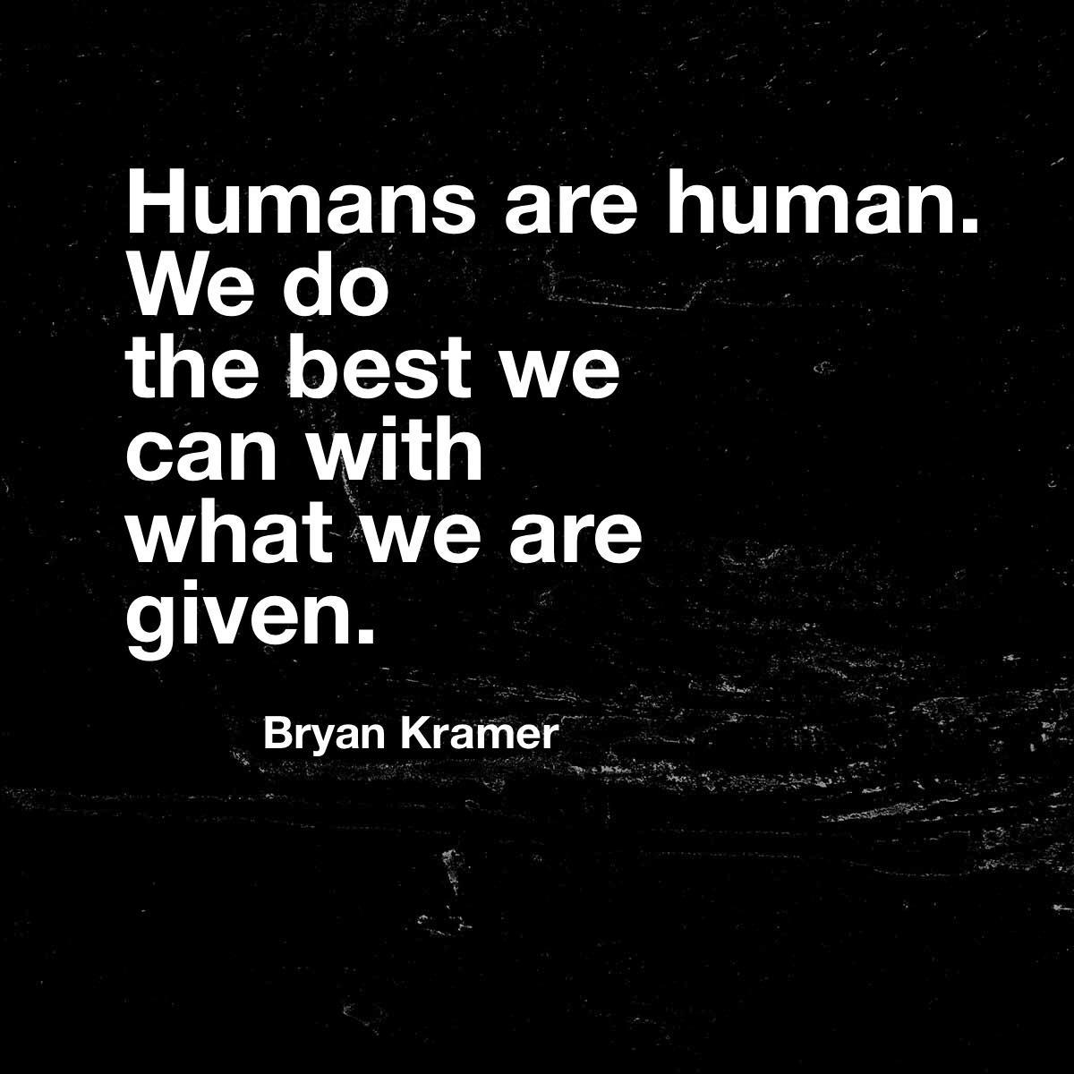 Bryan Kramer on Twitter: