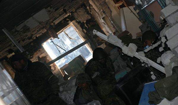 Стрельба в Донецке: утром залпы были слышны во всех районах города - Цензор.НЕТ 3946