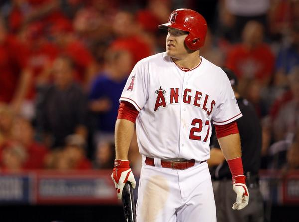 The Angels are facing an elimination game after dropping the first two to the Royals. (@WORDLINKSports/Twitter)