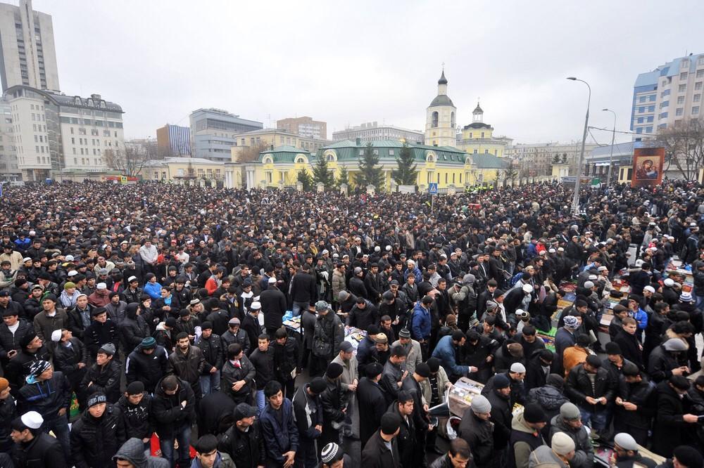 Чубаров поздравил мусульман с праздником Курбан-байрама, напомнив, что Крым - часть Украины - Цензор.НЕТ 6921