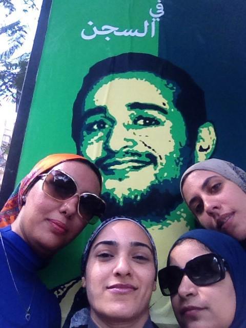 #eid #selfie with Ahmed Doma #EidMubarak #Egypt #عيدهم_في_السجن #الحرية_للجدعان #الحياة_لأحمد_دومة http://t.co/z1BaytdwPh