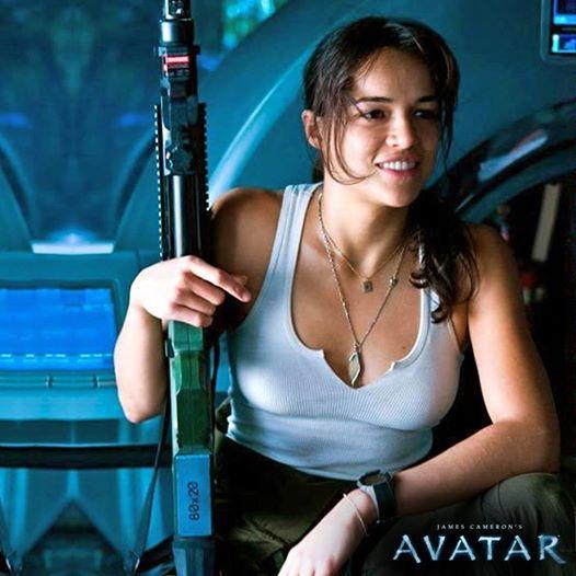 Real Avatar Girl: ミシェル・ロドリゲスは俺の嫁 フジテレビで『...