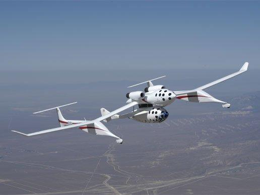 #Today in 2004, SpaceShipOne flew its second flight to 100 km altitude within 2 weeks, winning the Ansari X Prize. http://t.co/yOHmWmpmZd