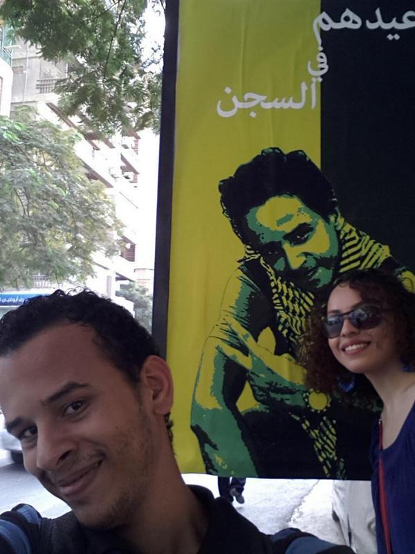 سيلفي مع محمود #عيدهم_في_السجن @titotarek8 http://t.co/tjfDNycZF0