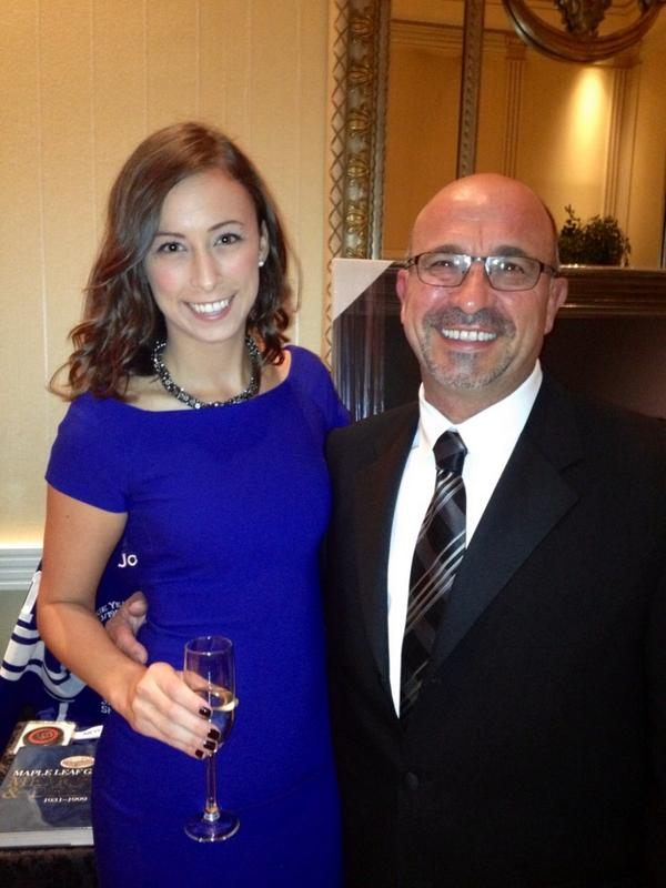 Rudi Covre On Twitter Cristina And I At The Vaughan Hospice Gala