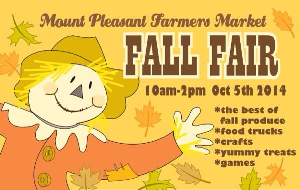 See you tomorrow at the #MountPleasant. @Vanmarkets from 10am-2pm. #fallfair #Vancouver http://t.co/fh5j4kVpTf