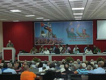 Combatientes camagüeyanos de la Revolución celebran su cuarta Conferencia