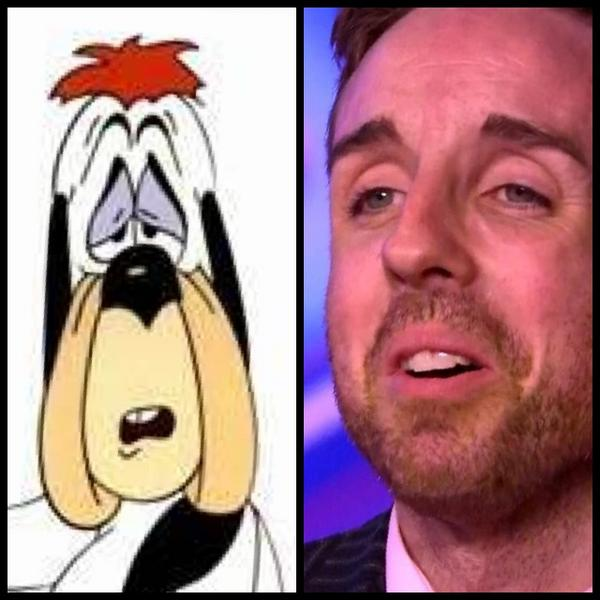 Sorry! Stevi Ritchie kinda lookin like Droopy Dog or nah?! #Xfactor http://t.co/tmBtg5WCqb