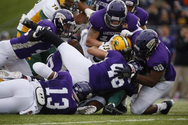 "463f3d2a6 North Dakota State vs Western Illinois  ""I have to enter the game I was at  today into consideration. Loved the Bison going with the yellow white green  ..."