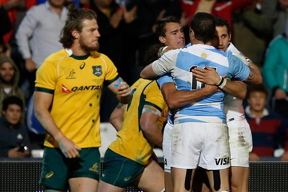 Congratulations @unionargentina on your first win in the Rugby Championship. #ARGvAUS http://t.co/c33mvf9epq
