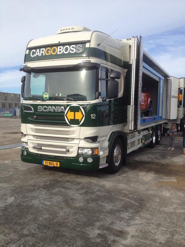 #cargoboss hashtag on Twitter
