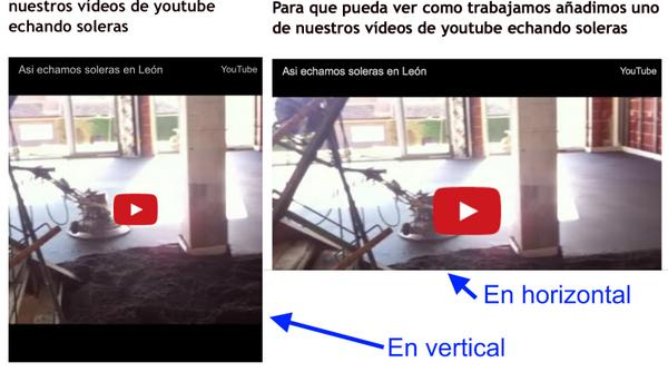 Insertar vídeos de youtube adaptables a la pantalla responsive design