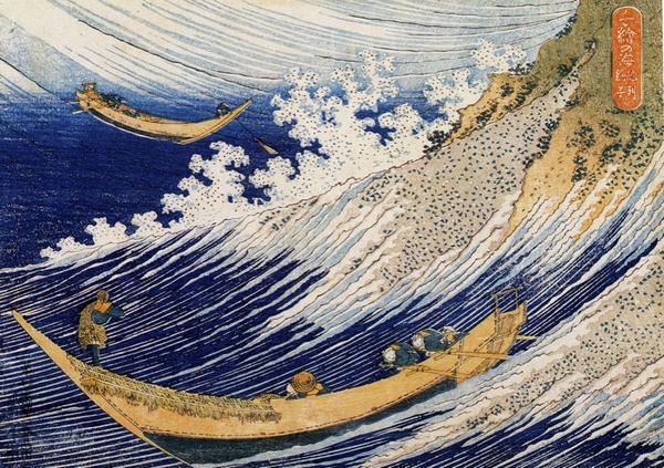 Ocean waves Katsushika Shared via #WikiArtApp http://t.co/sUi6QfCc8S http://t.co/W4ChRBRVmp