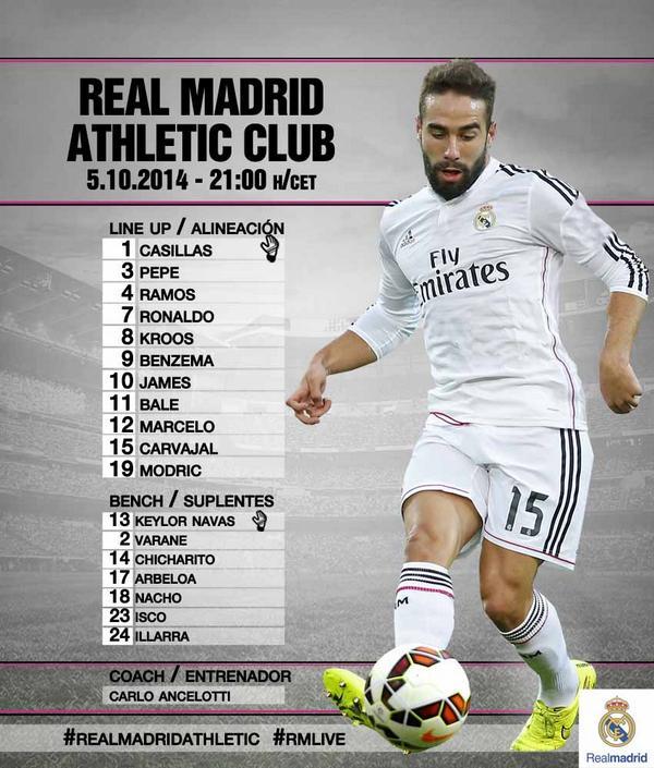 Real Madrid vs Athletic Bilbao BzM7DGXCQAAv_8B