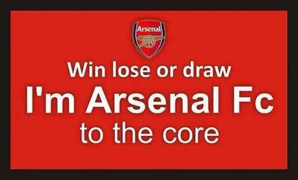Ozilfacts On Twitter Win Lose Or Draw We Always Love You Arsenal