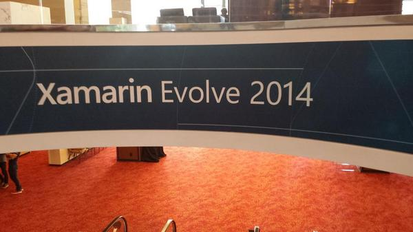 Thumbnail for Xamarin Evolve 2014