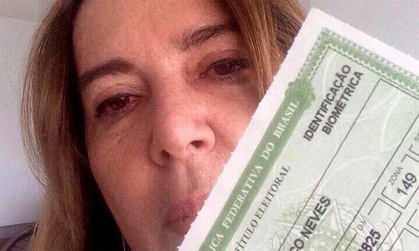 No Recife, eleitora é impedida de votar e descobre que já votaram por ela #jornalistavitor http://t.co/oGno6EV9UP