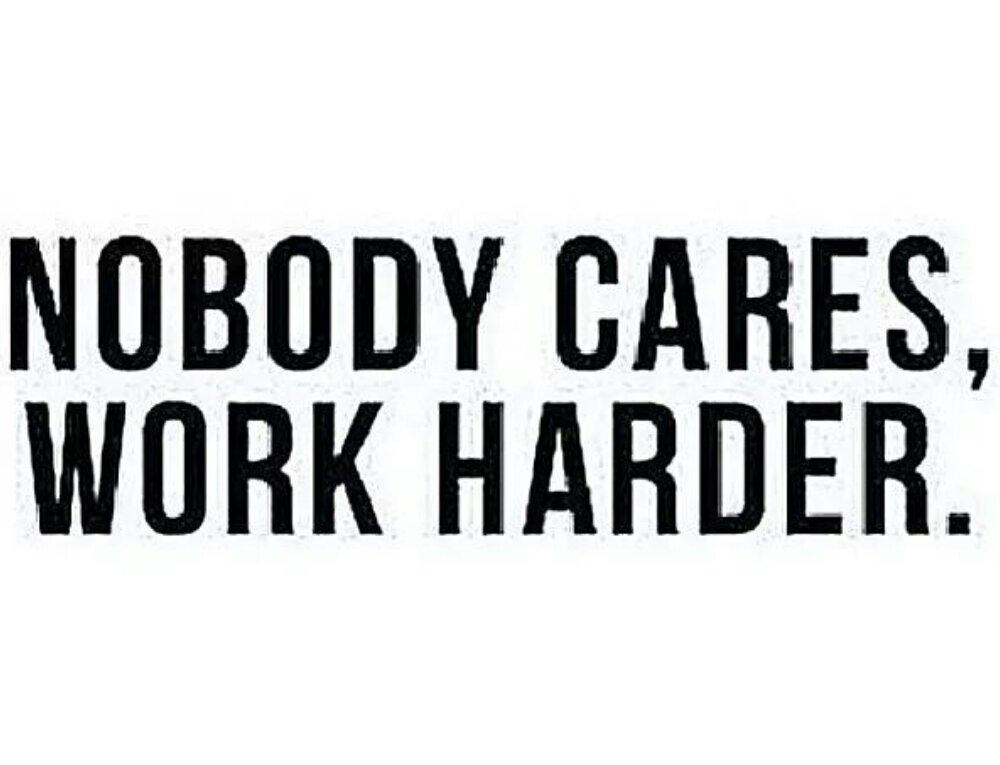 Nobody Cares Wallpaper Nobody Cares Working