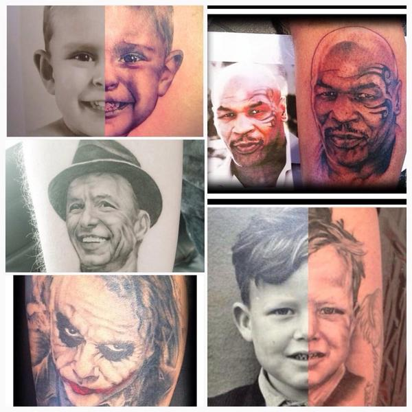 """45 Best Images About Jay Hutton On Pinterest: Jay Hutton On Twitter: """"@sterling31 #tattoos By Me"""