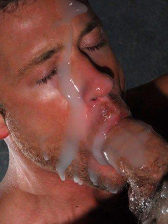 blowjob cum gay In other words.