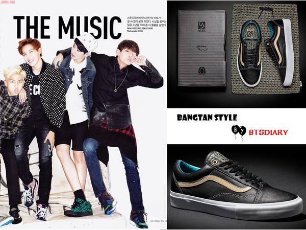 Bangtan Style] RapMon at Ceci Magazine
