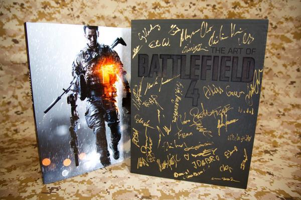 PS4一番で購入したらあの格好とBFユーザーだったのもあって、なんとDICEから直接プレゼントを頂いてしまいました!ありがとうございます!!! http://t.co/ENkampcP8B