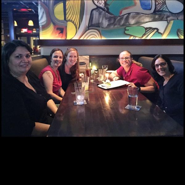 Girls night out. – with @acityrunner, @elliem72 (at @YardHouse in Boca Raton, FL) https://t.co/jTKBI3SefN http://t.co/FEqCoCdjwf