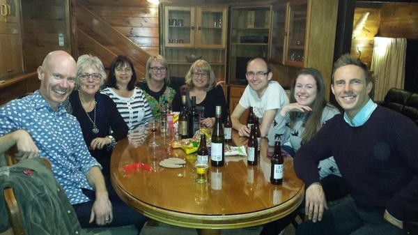 #efellows14 those who eat together stay together @mrbenbritton @Bec_Power @TimGanderNZ @hagnrz @1MvdS @RowanTaigel http://t.co/jAHVvtg09K