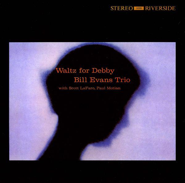 """【ジャズの100枚。】ビル・エヴァンス『ワルツ・フォー・デビイ+4』 ジャズ・ピアノと言えばこの人、ビル・エヴァンスの代表作。""""日本で最も売れているジャズ・アルバム""""とも言われています http://t.co/AT8UqmowN0 http://t.co/9l7T6SekjH"""