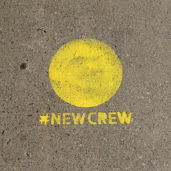 Columbus Crew Guerilla Marketing #NewCrew