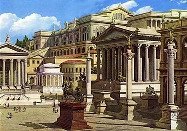 who found the city of rome - photo#12