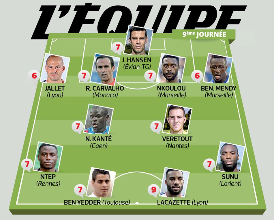 [Ligue 1] 9ème journée   BzQjXm1CUAAcHT8